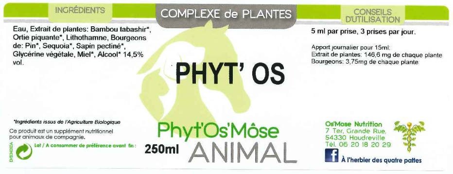 phyt'os animaux