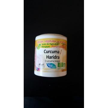 Curcuma longa bio   gel 325mg / gel Boite de 60 gel