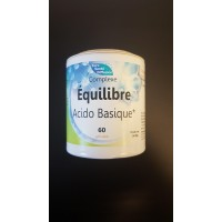 Equilibre Acido-Basique - 60 gélules