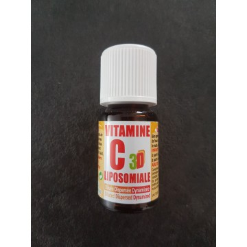 Vitamine C liposomiale 3D