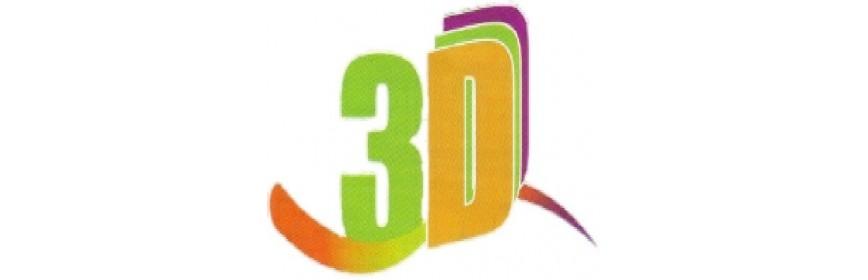 Huile essentielles 3D complexe